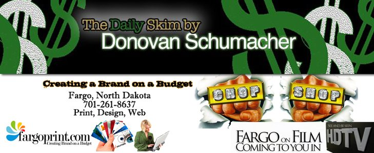 The Daily Skim by Donovan Schumacher