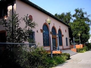 The Museum of the San Fernando Valley: RICHARD HILTON'S VAN