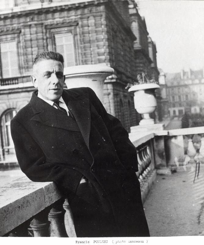 Gay Influence: Composer Francis Poulenc