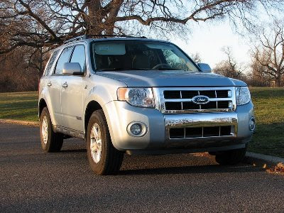 2008 Ford Escape Hybrid Review