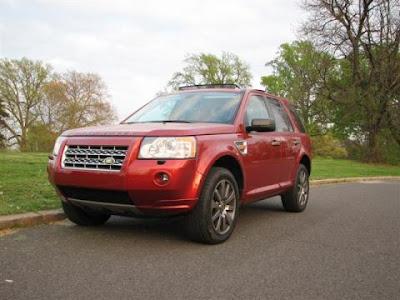 2008 Land Rover Lr2 Hse Review Autosavant Autosavant