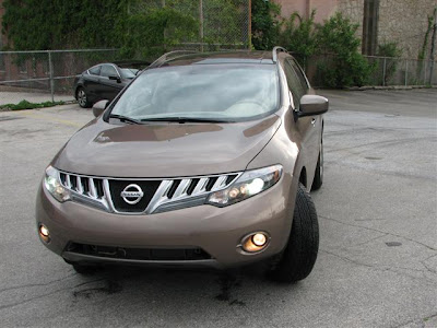 The Murano Incorporates A Lot Of Attractive Features At An Attractive  Price. However, Most Importantly, It Drives Like A Much Smaller Car And Is  Truly Fun ...