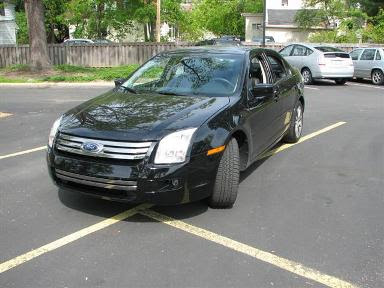 2008 Ford Fusion Review