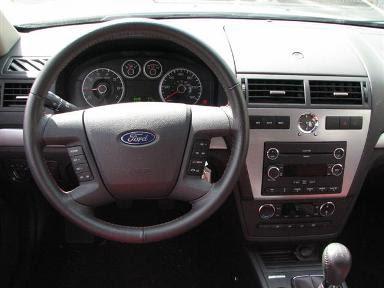 08 ford fusion se