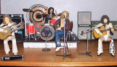 Zep Action Figures Led Zeppelin Master Forum Led