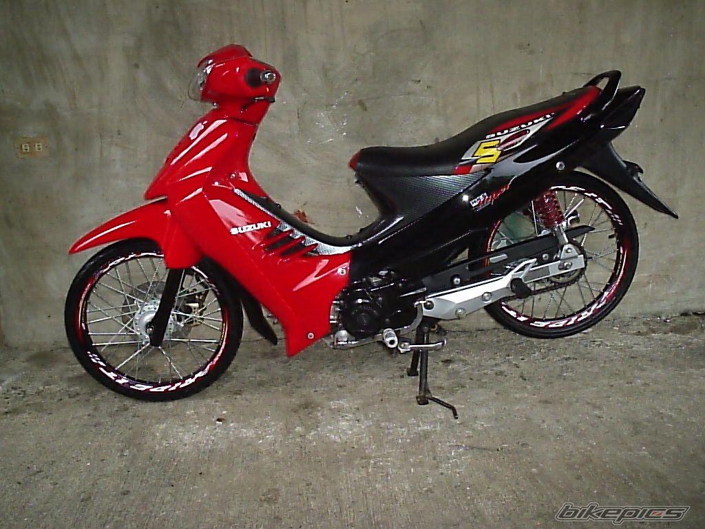 Gambar Modivikasi Motor  Foto March 2010