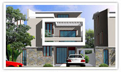 Vertex Lakeview - Independent Deplex Houses - Gated Community