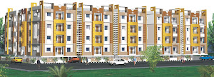 Golden Avenues { Luxury Independend Flats @ Nizampet Road main road facing }