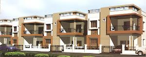 Gayatri Gardens - { Luxury Duplex Houses }
