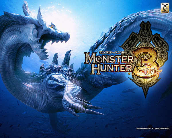 Monster Hunter Portable 3rd HD Ver PS3 ISO Screenshots #2