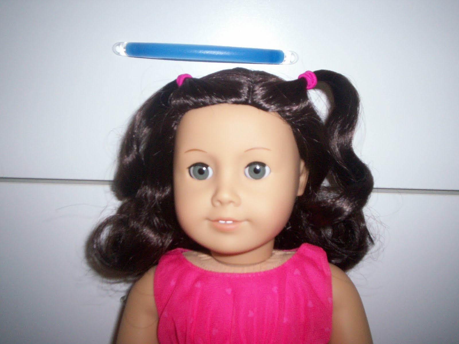 Astonishing American Girl Friends Double Ponies Hair Style 1 Short Hairstyles Gunalazisus