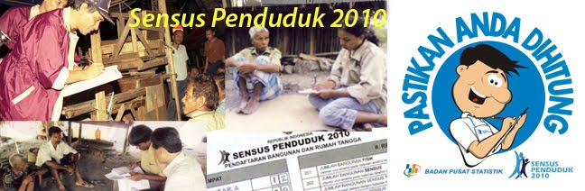 Life of ComplexCity: Sensus Penduduk Indonesia 2010
