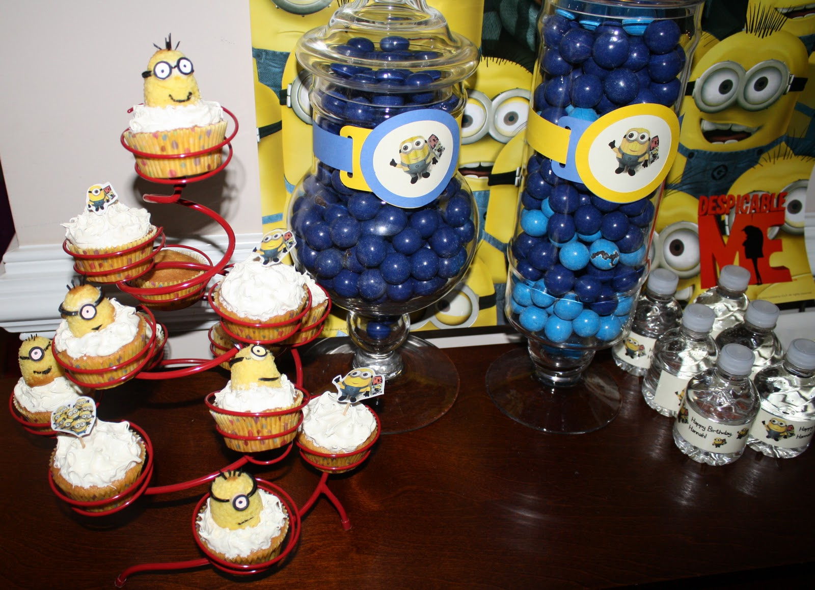 Embracing A Healthy Family Our Despicable Me Birthday