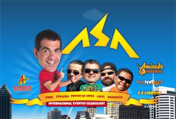 a27003acf1 A galera de Guarulhos (SP) está tão feliz com o 1º show do Asa na cidade  que fez até um site. Eu conheço uma pessoa especialíssima que tá feliz  demais com o ...