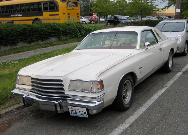 old parked cars 1979 dodge magnum xe. Black Bedroom Furniture Sets. Home Design Ideas
