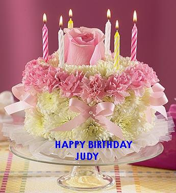 happy birthday judy images M's Favorite Things: Happy Birthday to LASR's JUDY happy birthday judy images