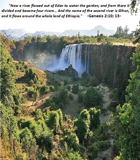 Garden Of Eden Landscape: MYSTERY And MEANING: ETHIOPIA