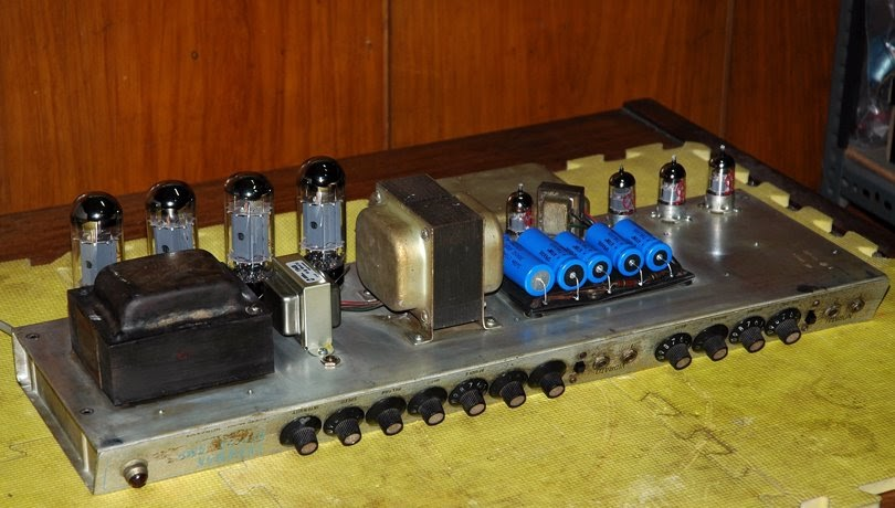 Guitars Amps And Other Gear Fender Silverface Dual