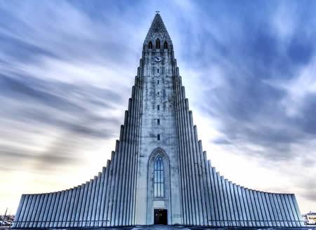 10 Gereja Unik Di Dunia