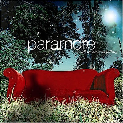 [Album] Paramore - All We Know Is Falling (2005) Paramore-all-we-know-is-falling