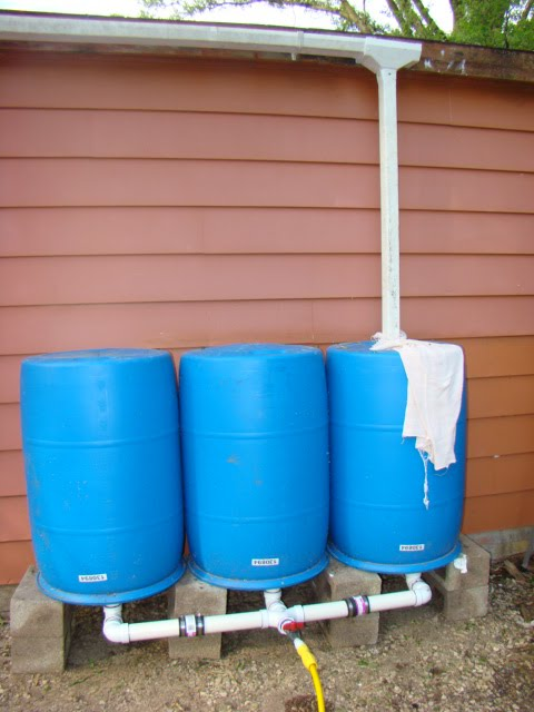 How To Daisy Chain And Install Multiple Rain Barrels