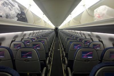 Airplane Pics Air Canada Erj 190 Cabin Interior