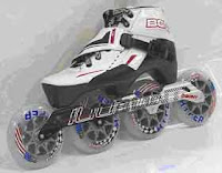 Bont Jet 3-point speed skate fd6816046f