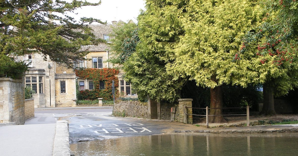 Ramblings From An English Garden Bourton On The Water