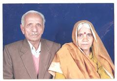 माँ स्वर्गीय प्रमिला देवी, काशीनाथ जी बिल्लोरे