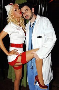Madame Xtina: Christina en la lista de mejores disfrazes de Halloween.