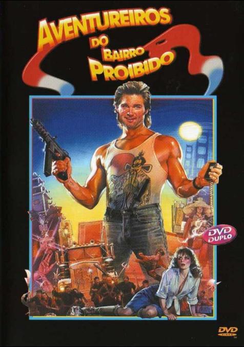Filmes Clássicos Anos 80: Aventureiros Do Bairro Proibido ...