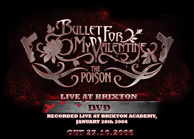 LIVE VALENTINE BRIXTON MY BULLET FOR AT DVD BAIXAR