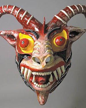 Música De Venezuela Crea Tu Propia Mascara De Los Diablos