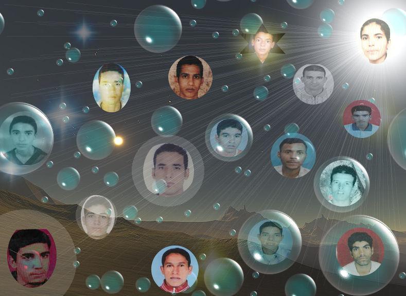 "insadem<br> ""جميعا من أجل إطلاق سراح كافة المعتقلين السياسيين"