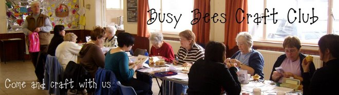 Busy Bees Craft Club