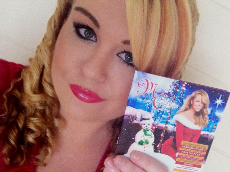 LAUREN DAY MAKEUP : ALBUM REVIEW: Mariah Carey Merry Christmas II You
