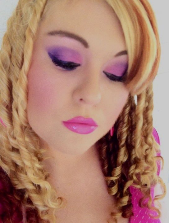 Barbie Makeup: LAUREN DAY MAKEUP : MAKEUP TUTORIAL: Barbie Inspired