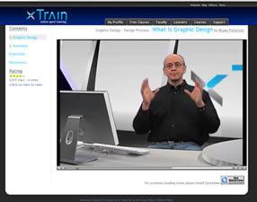 XTRAIN, il futuro della formazione online con video di alto livello di professionisti e istruttori