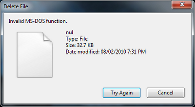 dreamlayers: Deleting a file called