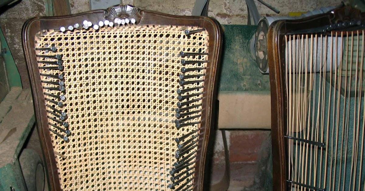 rempailleur de chaises le cannage chevill. Black Bedroom Furniture Sets. Home Design Ideas