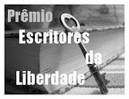 Prêmio Escritores da Liberdade!