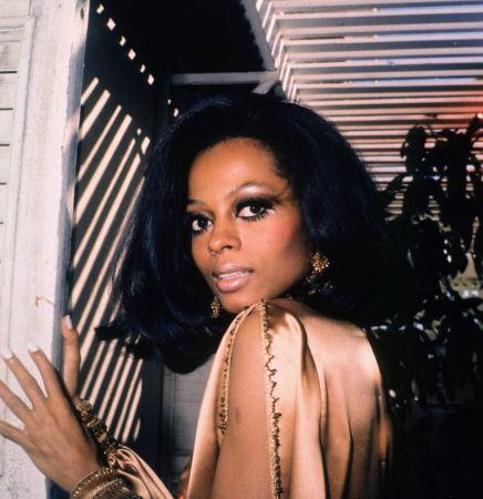 Dazzling Divas Diana Ross