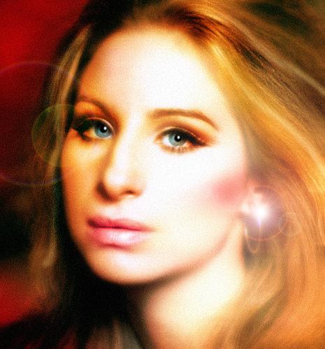 Dazzling Divas Barbra Streisand