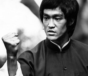 Rockhard Physique Awesome Physique Of Bruce Lee