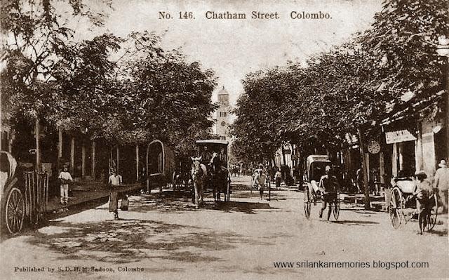 Colombo Places Srilanka Memories