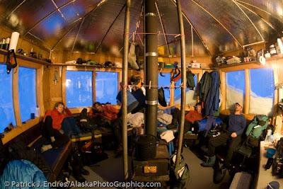 Alaskaphotographics Blog Don Sheldon Mountain House Details