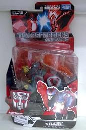 Transformers Animated Deluxe Class TA-18 Snarl