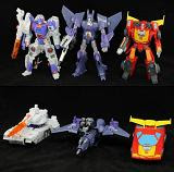 Transformers Challenge of Cybertron 3 Pack