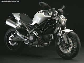 Ducati Monster 696 New Color