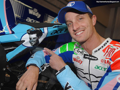 Colin Edwards The Tornado